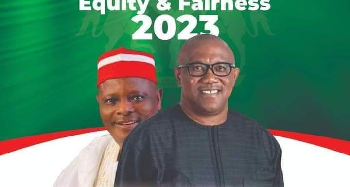 2023: Campaign poster Peter Obi for president, Kwankwaso for VP emerges [PHOTO]