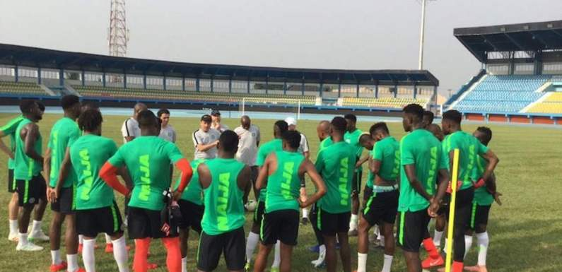 Can Nigeria get the better of Algeria in Friday's international friendly