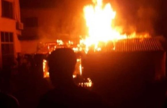 Pastor, female assistant burnt to death by jealous lover in Bayelsa