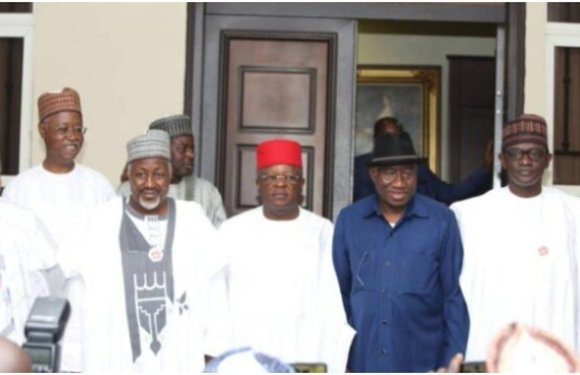Why APC Governors visited Jonathan – PDP