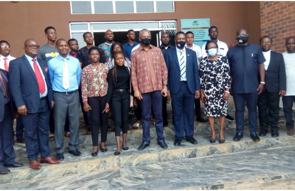 End SARS: Foreign Affairs minister, Onyeama engages university students