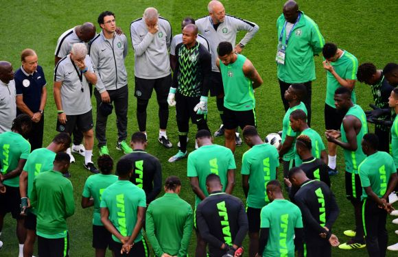 Sierra Leone vs Nigeria: Super Eagles fail to qualify for AFCON 2022 after stalemate