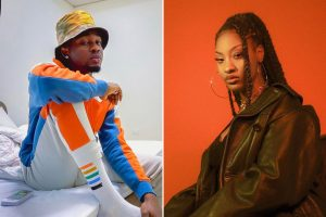 Ugandan police releases Nigerian singers, Omah Lay, Tems (Pictures)