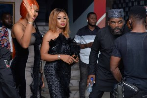 Exclusive! Photos from the Official Unveiling of Chikam's Fashion House in Uyo 21