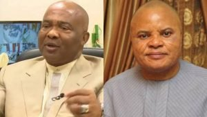 Imo North bye-election: Uzodinma, Araraume in war of words over APC victory