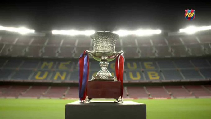 Spanish Super Cup semi-finals draw out [See fixtures, date]