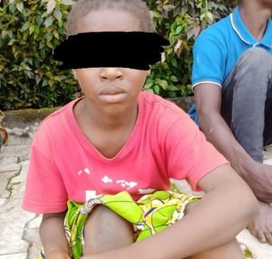 I didn't know my brother will die when I threw him into a well – 10-year-old girl