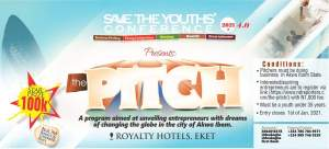 Save the Youths Conference 2021 comes alive as Organizers set to Host Akwa Ibom Youths, N100,000 up for grasp