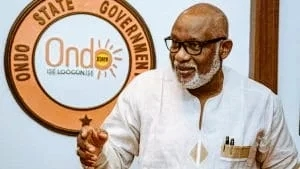 Akeredolu begins 15-day working vacation, asks deputy to take charge