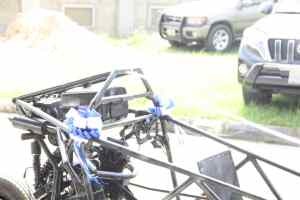 Akwa Ibom undergraduate becomes first Nigerian to produce a Spartan Tricycle