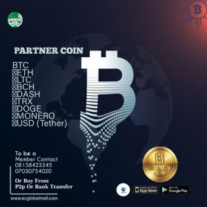 EC Global set for launch of new Crypto currency, BRANDO COIN