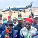 Obiano returns from vacation, assures Soludo will fly APGA ticket for governorship poll
