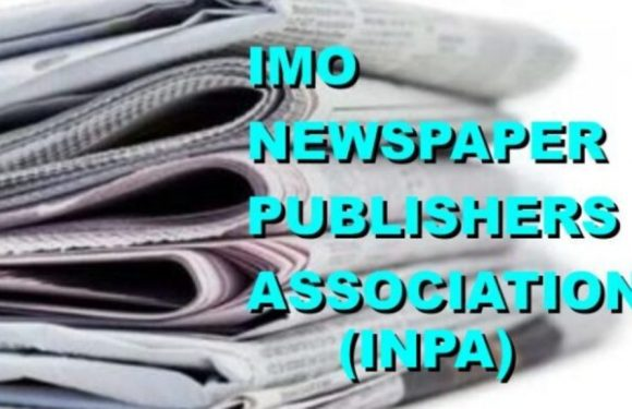 Imo newspaper publishers association vote Sept 18