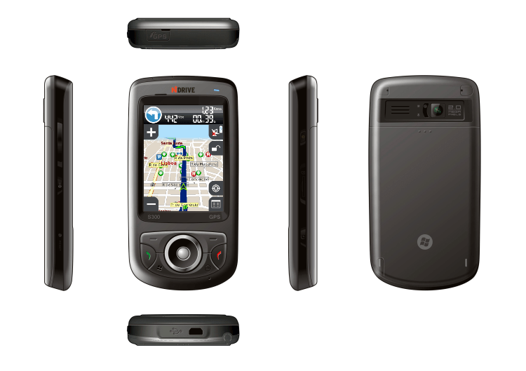 NDrive Phone S300