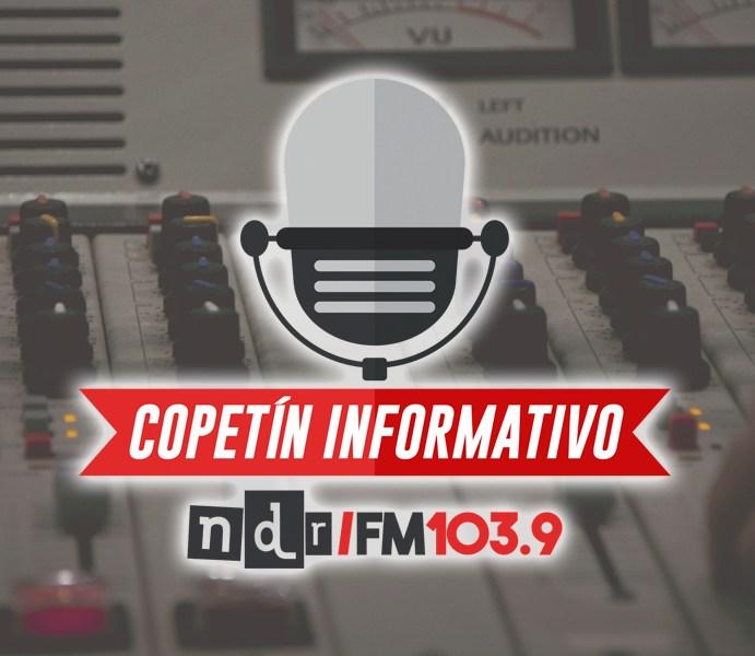 Copetín Informativo #3 (3-12-16)