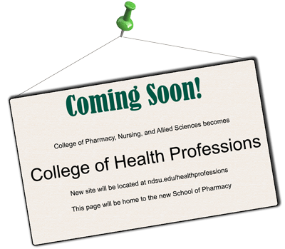 College of Pharmacy, Nursing, and Allied Sciences (NDSU)