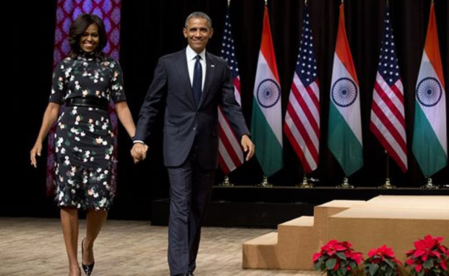 Value Religious Tolerance and Freedom: US President Barack Obama's Parting Shot to India