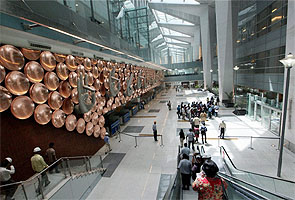 Indira Gandhi International airport in Delhi gets world's second best airport award