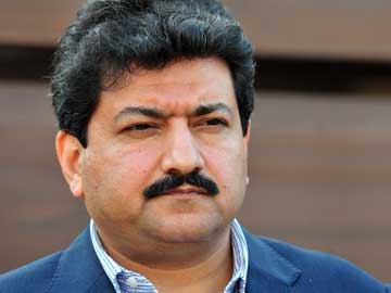 Pakistan's Geo TV in trouble for accusing ISI over attack on journalist Hamid Mir