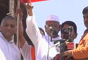 Anna Hazare begins 'Janatantra Yatra' from Amritsar