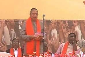 Babu Bokhariya, minister in Narendra Modi's cabinet, convicted for illegal mining