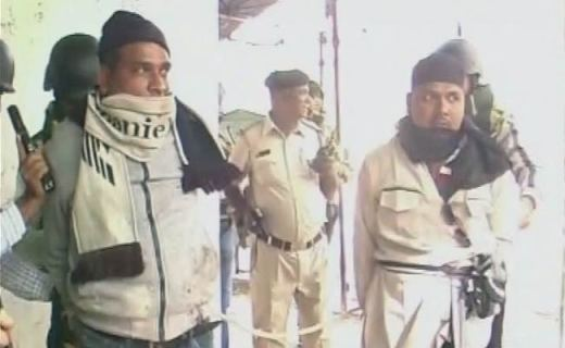 Gujarat Again. Cops Make Dummy Terrorists Shout 'Islam Zindabad'