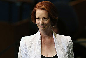 Julia Gillard welcomes collaborative malaria research
