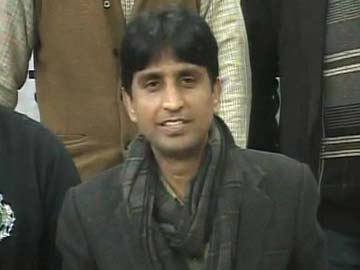 AAP Claims Kumar Vishwas' Family Being Asked to Leave Amethi