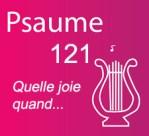 Psaume 121