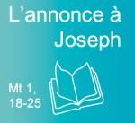 Annonce à Joseph