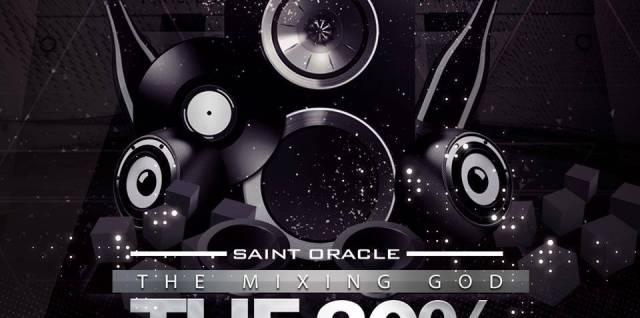 Saint Oracle - The 80% Afro Beat Mixtape