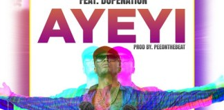 E.L ft. Dope Nation - Ayeyi (Prod. by Pee Gh)