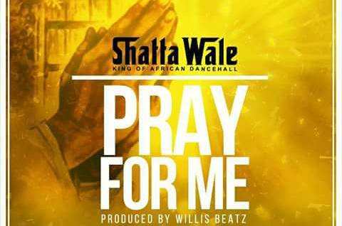 Shatta Wale - Pray For Me (Prod. by Willisbeatz)