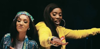 Di'Ja Ft. Tiwa Savage - The Way You Are (Gbadun) (Official Video)