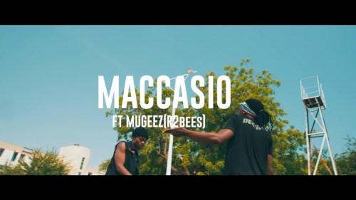 Maccasio Ft. Mugeez - Dagomba Girl (Official Video)