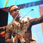 Sarkodie's energetic performance at Soundcity MVP Awards
