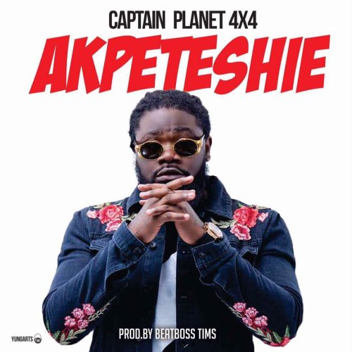 Captain Planet (4X4) - Akpeteshie (Prod By BeatBoss Tims)