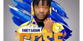 Fancy Gadam - Case (Prod.by DrFiza)