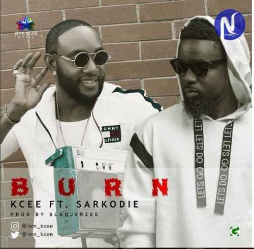 Kcee ft. Sarkodie - Burn