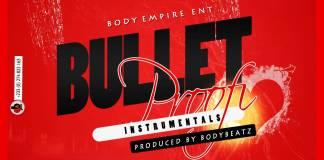 Shatta Wale - BulletProof (Instrumental)