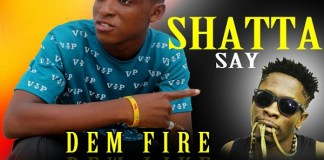 Dem Fire - Shatta Say (Prod. by Murdeik)