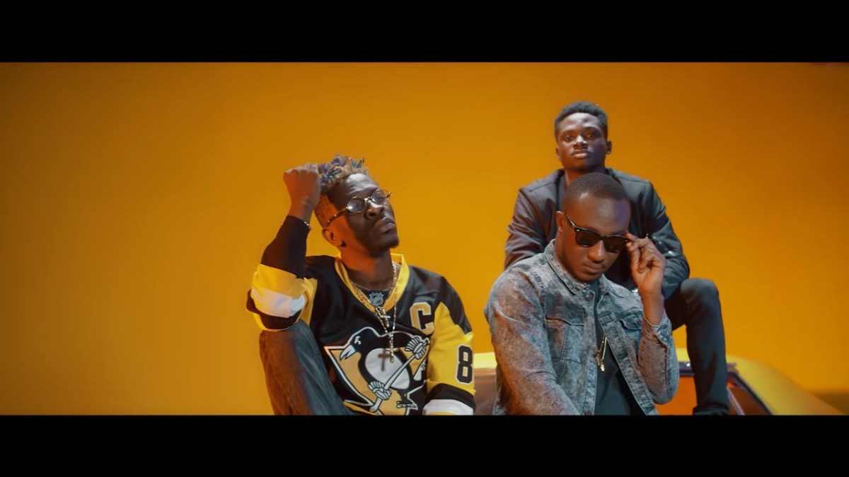 Dj Vyrusky Ft Kuami Eugene x Shatta Wale - Adwenfi (Official Video)