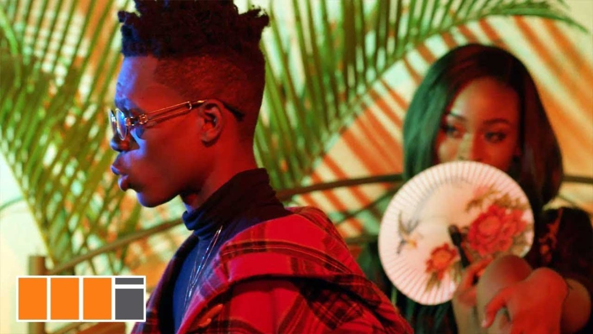 Strongman Ft Kuami Eugene - Baby Girl (Official Video)
