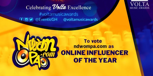 Volta Music Awards Nominates 'NdwomPa.com' For 2018 Awards
