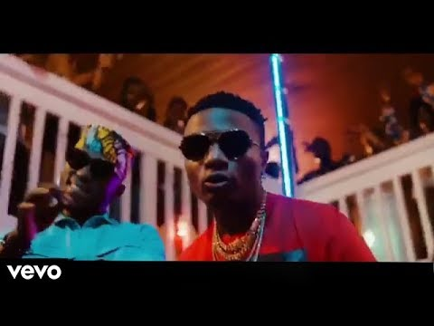 Wizkid Ft DJ Spinall - Nowo (Official Video)