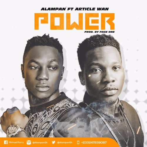 Alampan - Power Ft. Article Wan (Prod. By Page One)