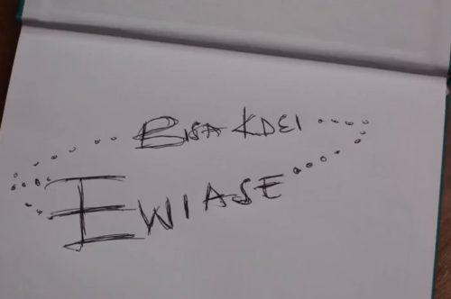 Bisa Kdei - Ewiase