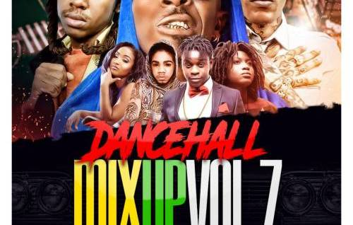 DJ Manni - Dancehall Mix Up (Vol. 7)
