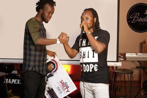 """Epixode lost Ebony's feature on 2nd album """"3Nity"""", but grabs Stonebwoy, Kurl Songx, others to complete"""