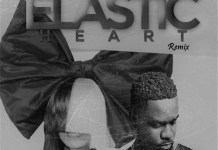 Sia ft Sarkodie - Elastic Heart Remix (Mixed By Saint Oracle)